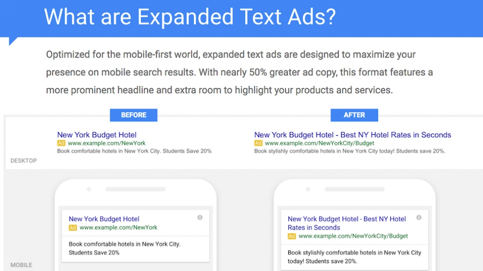 The Changeover to Expanded Text Ads
